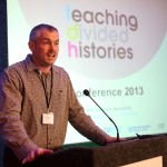 John Peto introduces the Teaching Divided Histories conference